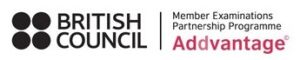 Logo British Council Exams